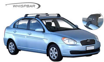 Whispbar Roof Racks Hyundai Accent