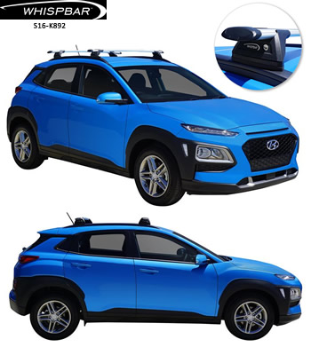 Roof racks Hyundai ix35