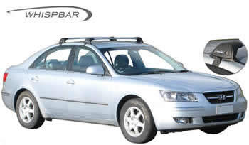 Roof racks Hyundai Sonata