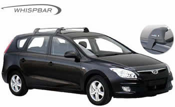 Roof racks Hyundai i30 wagon