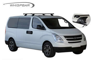 Hyundai iLoad roof racks