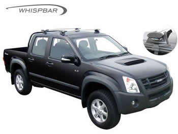 Whispabr Roof Racks D-Max