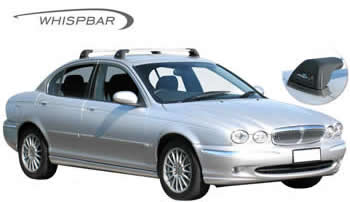 Jaguar X-Type Roof rack