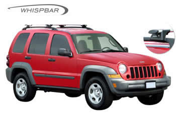 Jeep Cherokee KJ Roof racks