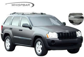 Roof racks Jeep Grand Cherokee Whispbar