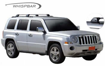 Roof racks jeep Patriot