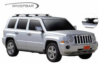 Jeep Patriot roof racks