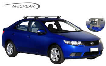 Kia Cerato roof racks