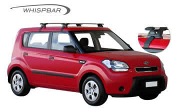 Roof rack Kia Soul