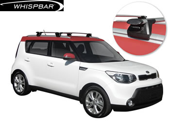 Kia Soul roof rack
