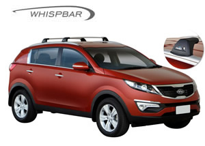 Roof racks Kia Sportage