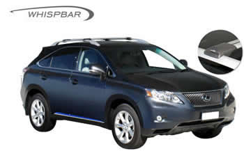 Yakima Whispbar Roof racks Lexus RX