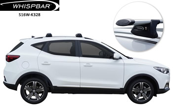 Whispbar roof racks MG ZS
