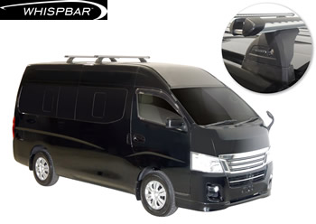 Roof Racks Whispbar Nissan NV350