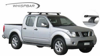 Prorack fixed point sports roof rack