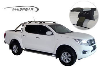 Rhino RSS Roof Racks Navara D40