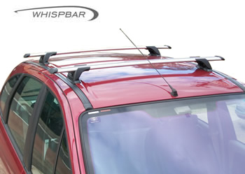 Renault Scenic roof racks