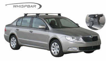 Skoda Superb roof rack