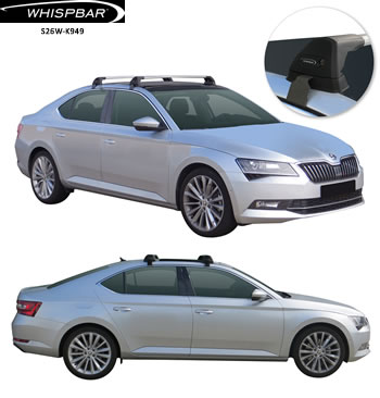 Roof Racks Skoda Superb