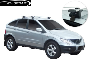 SsangYong Actyon roof racks