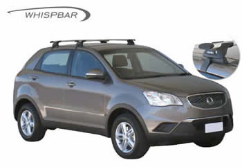 Ssangyong roofrack