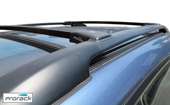 Subaru Impreza roof racks