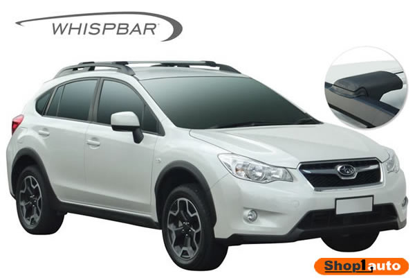 Roof racks SUbaru XV