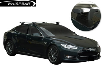 Whispbar roof racks Tesla Model S