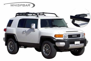 Roof racks FJ Cruiser