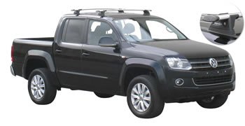 VW Amarok roof racks