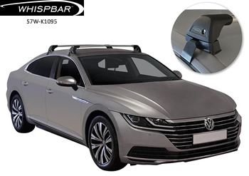 Whispbar roof racks VW Arteon