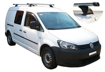 Prorack roof rack VW Caddy Maxi