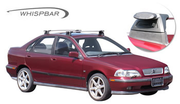 Volvo S40 roof racks ROLA