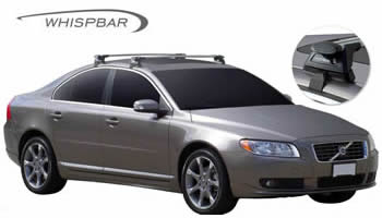 Roof racks volvo S80