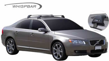 Volvo S80 roof racks