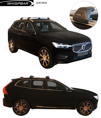 Whispbar roof racks Volvo XC60