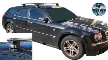 Rhino Roof racks Chrysler 300C