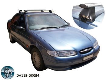 Ford Falcon roof racks