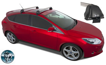 Rhino Rack roof rack 2012 Ford Focus