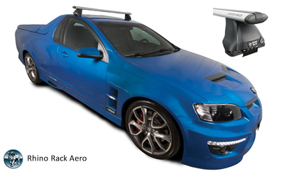 VE Commodore Ute roof rack
