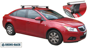 Holden Cruze Roof Racks