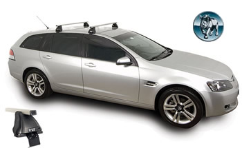 Roof Racks VE Sportswagon