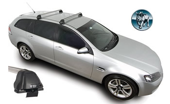 RHino Sports rack VE Commodore Sportswagon