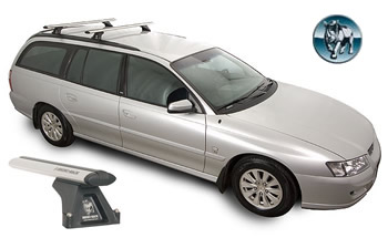Holden Commodore wagon roof racks