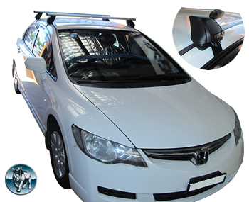 Honda Civic Roof Racks