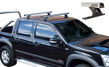 Isuzu D-Max roof racks