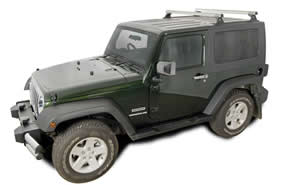 Rhino roof rack Jeep Wrangler