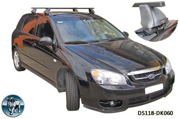 Roof racks Kia Cerato