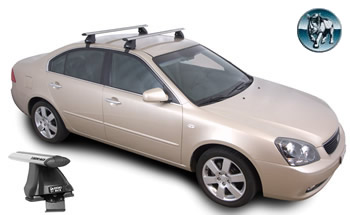 Kia Magentis roof rack