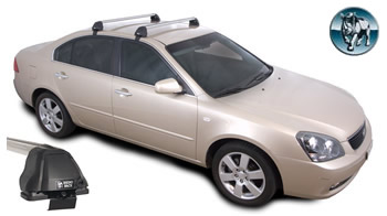 Sports roof rack Kia Magentis